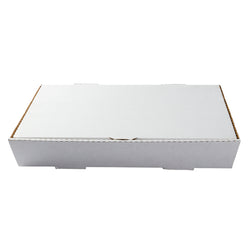 White Full Pan Corrugated Catering Box