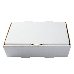 White Half Pan Corrugated Catering Box