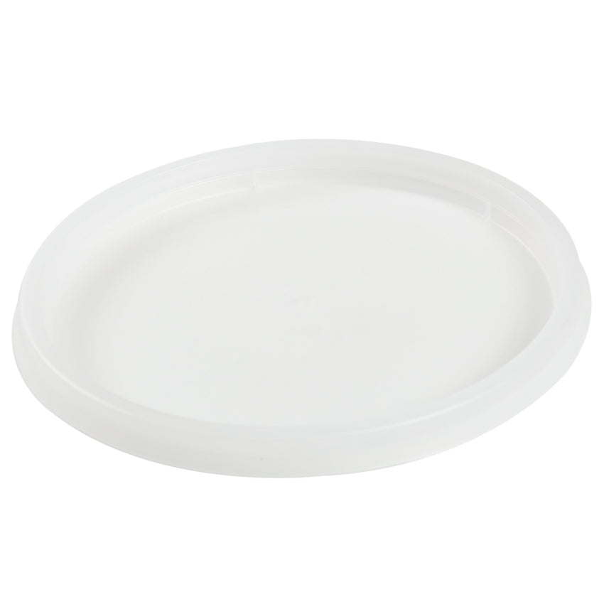 Clear Polypropylene Deli Container Lid