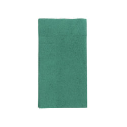 Dark Green Dinner Napkin, 2-Ply, 15