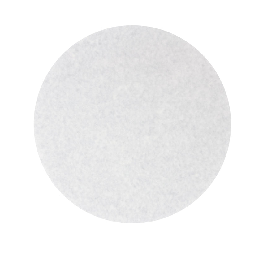 "Paper Filter Disk, 21-5/8"" With No Hole"