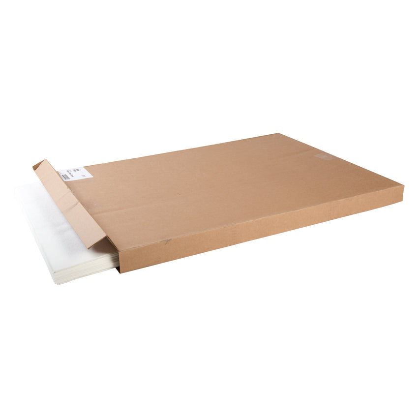 "Paper Filter Sheet, 24"" x 30"", Open Case"