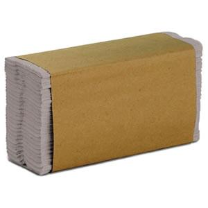 "8-5/8"" Kraft Multifold Towels, Inner Package"