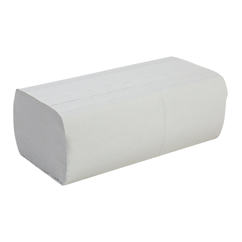 "8-5/8"" White Multifold Towels"
