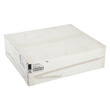 "PAPER FILTER ENVELOPE 14"" X 15"" WITH 7/8"" HOLE BOTH SIDES, Closed Case"