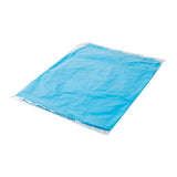 POLYPROPYLENE ISOLATION GOWN BLUE, Inner Plastic Wrapped Package