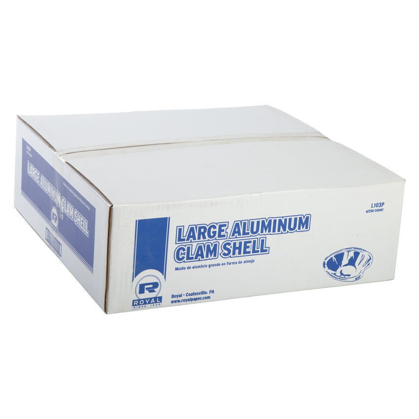 CLAM SHELL KING SIZE, Closed Case