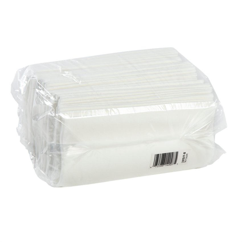 "15"" X 17"" AIRLAID NAPKIN 1/8 FOLD, Plastic Wrapped Inner Package"