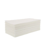 "AIRLAID NAPKIN 1/8 FOLD 17"" X 17"", Stack of Napkins"