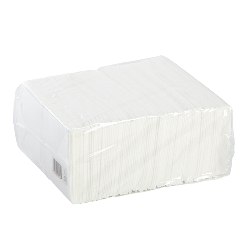 "AIRLAID GUEST TOWEL 1/6 FOLD 12"" X 17"", Plastic Wrapped Inner Package"