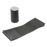 "Black Napkin Bands, 4.25"" x 1.5"""