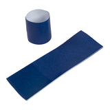 "Blue Napkin Bands, 4.25"" x 1.5"""