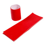 "Red Napkin Bands, 4.25"" x 1.5"""