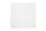 "White Dinner Napkin, 16.5"" x 16.5"", 3-Ply"