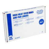 "HIGH HEAT OVEN PAN LINER 4QT. PAN 12"" X 15"", inner packaging"