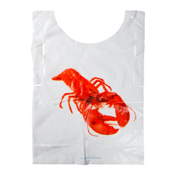 LOBSTER ADULT POLY BIB