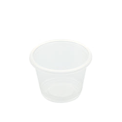 1 oz. Translucent Polypropylene Portion Cup