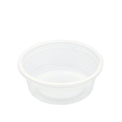 1.5 oz. Translucent Polypropylene Portion Cup