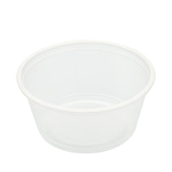 3.25 oz. Translucent Polypropylene Portion Cup