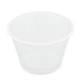 4 oz. Translucent Polypropylene Portion Cup