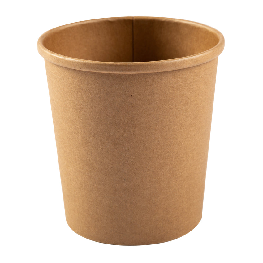 16 OZ KRAFT PAPER FOOD CONTAINER