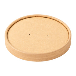 32 OZ KRAFT PAPER FOOD CONTAINER AND LID COMBO, 1/250