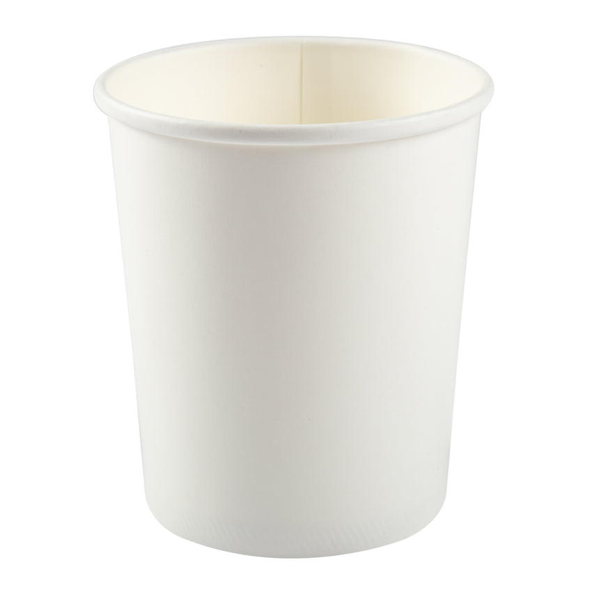32 OZ WHITE PAPER FOOD CONTAINER