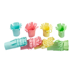 PAPER CHOPHOLDERS ASSORTED COLORS