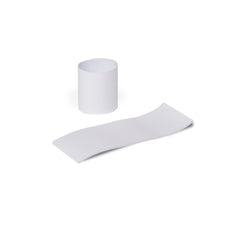 PAPER NAPKIN BAND WHITE