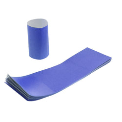 PAPER NAPKIN BAND BLUE