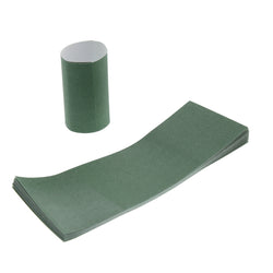 PAPER NAPKIN BAND HUNTER GREEN