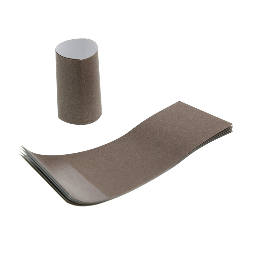 PAPER NAPKIN BAND BROWN