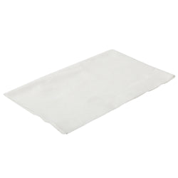 MEDIUM WT WHITE TOWEL 13