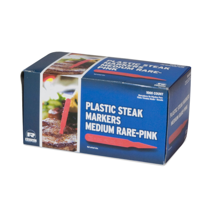 PINK STEAK MARKER MEDIUM RARE, Closed Inner Box