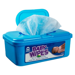 BABY WIPE UNSCENTED