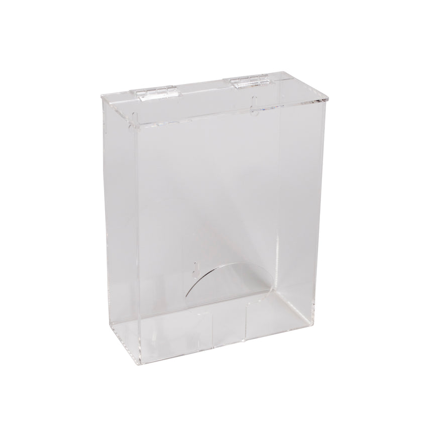 "ACRYLIC DISPENSER MEDIUM 8"" X 3.5"" X 10.5"""