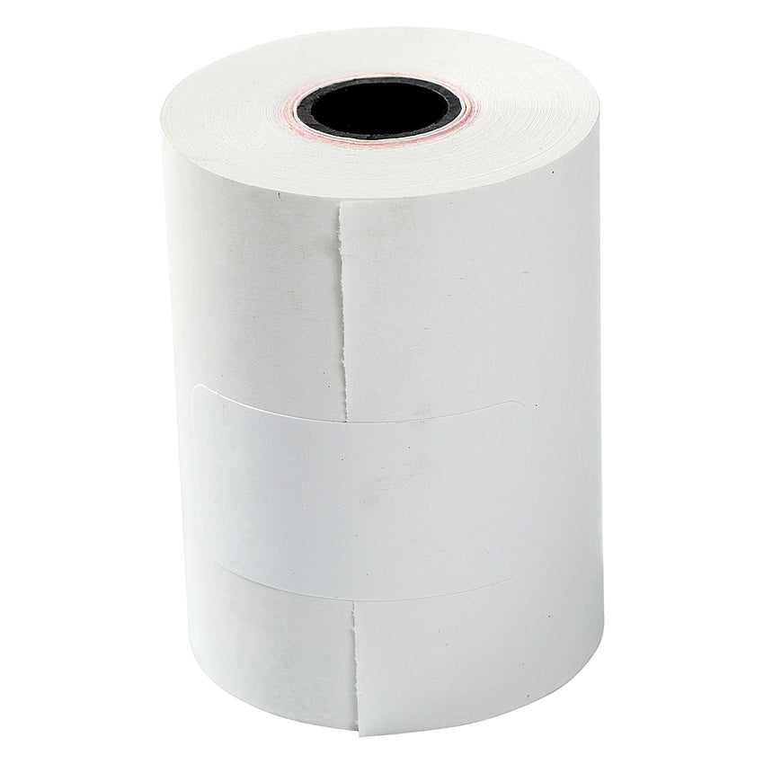"2-1/4"" X 80' THERMAL 1 PLY WHITE REGISTER ROLL"