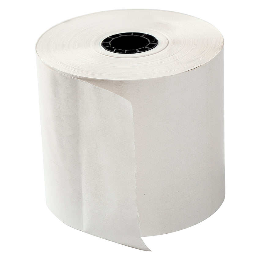"2-1/4"" X 200' THERMAL 1 PLY REGISTER ROLL WHITE"