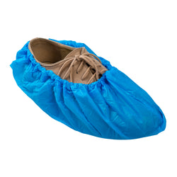 CROSS LINKED POLYETHYLENE SHOE COVER 18.5