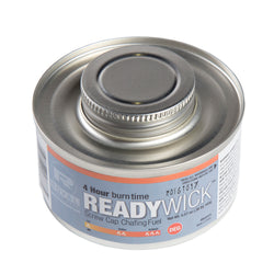4 HOUR CHAFING FUEL READY WICK SCREW CAP