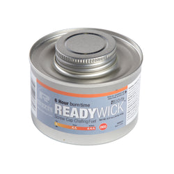 CHAFING FUEL 6 HR READY WICK SCREW CAP