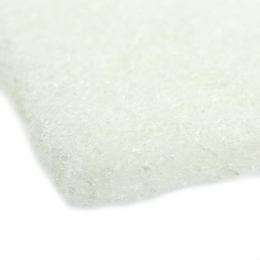 WHITE LIGHT DUTY SCOURING PADS, Detailed View