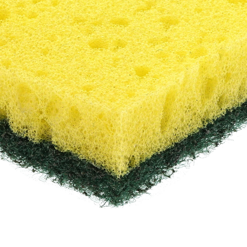 COMBO SCOURING PAD/SPONGE, Detailed View
