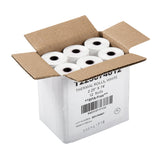 "Thermal Rolls, 2-1/4"" x 80' with 7/16"" ID Core, Open Case"