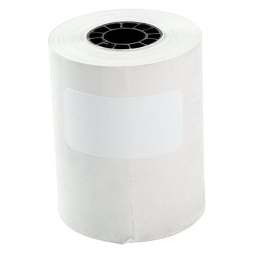 "POS Tray, 2.25"" x 80' 1 Ply Thermal Register Roll"