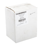 "Thermal Rolls, 4-3/8"" x 65' with 1/2"" ID Core, Closed Case"