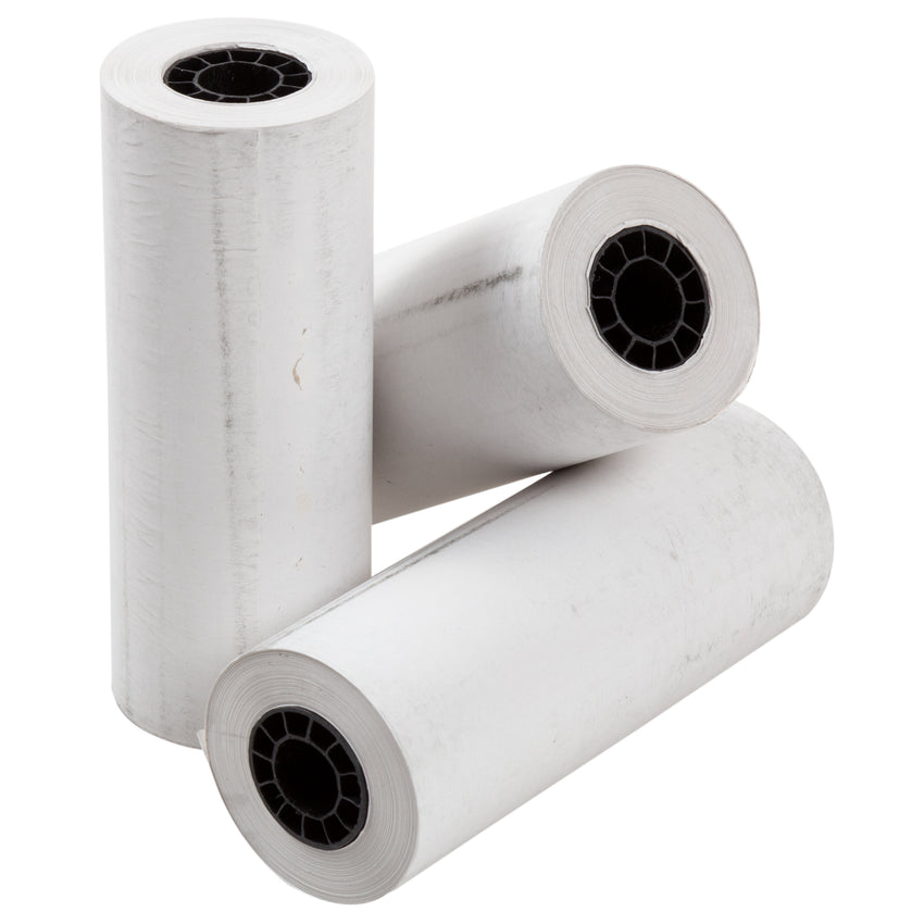 "Thermal Rolls, 4-3/8"" x 65' with 1/2"" ID Core, Three Rolls"