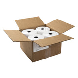 "Thermal Rolls, Heavy, 3-1/8"" x 480', 1"" ID Core, Open Case"