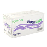 "9"" x 11"" Spunlace Flushable Wipes, Closed Case"