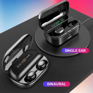 2019 Latest Style Touch Control Wireless Earbuds(Last Day 50% OFF!!!) - HiSheep